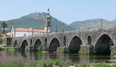 Roman Bridge - Ponte de Lima - Portugal