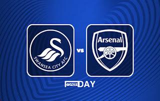 Swansea vs Arsenal – Highlights
