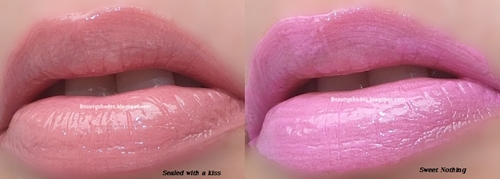 MUA Intense Kisses Lipgloss