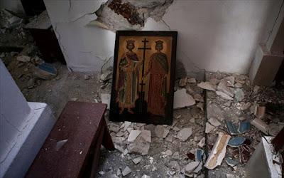Λέσβος: Ζημιές και σε Μεταβυζαντινά μνημεία