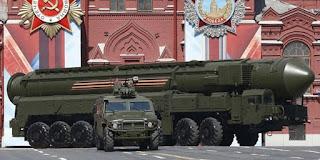Rudal Rusia