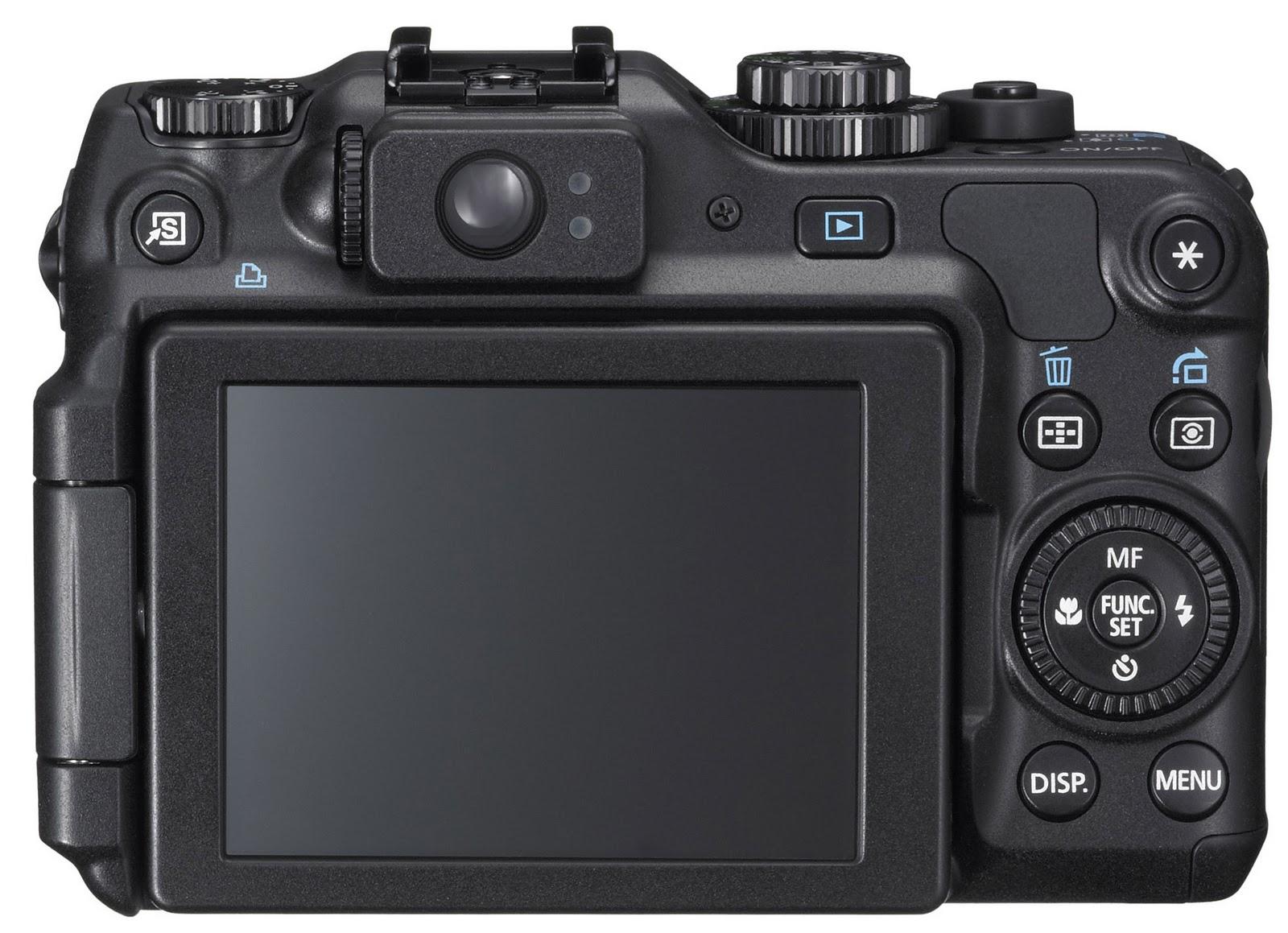 La macchina fotografica il mirino e il display lcd for Macchina fotografica compatta