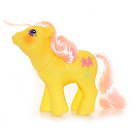 My Little Pony Baby Snippy Year Six Peek-A-Boo Baby Ponies G1 Pony