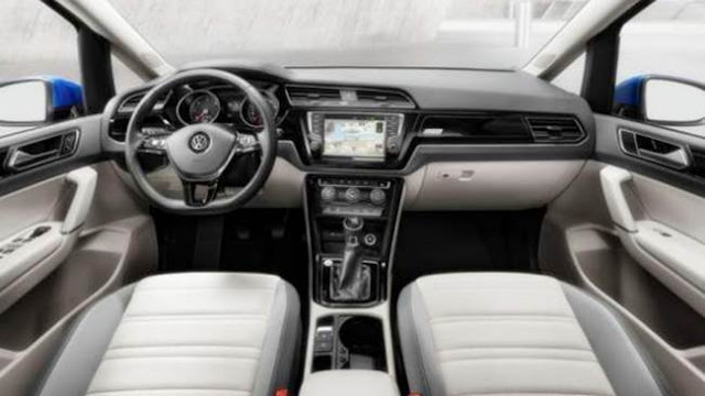 2017 VW Touran Release Date and Review