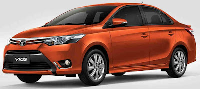 Toyota Vios 2017 Up For Grabs at the Lamudi Housing Fair; Happening on November 18 to 20 in SM Megamall