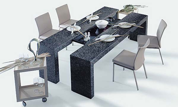 World Of Architecture 12 Amazing Dining Table Designs