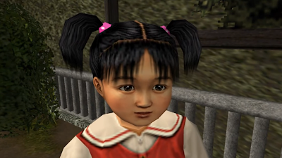 Megumi Mishima from Yamanose in Shenmue 1.