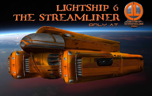 Lightship 6 : The Streamliner