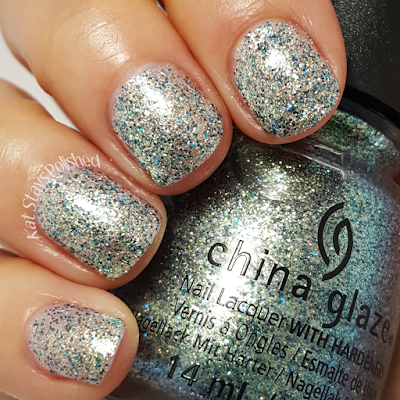 China Glaze Rebel Collection 2016 - Holo at Ya Girl | Kat Stays Polished