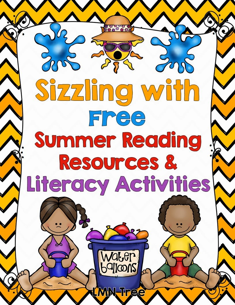 - LMN Tree: Sizzling With Free Summer Reading Resources And Activities