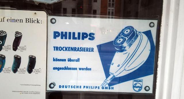 Philips Trockenrasierer
