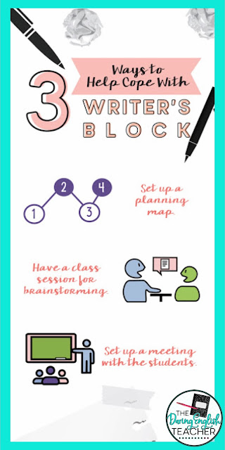 3 Ways to Help Students Cope with Writer's Block
