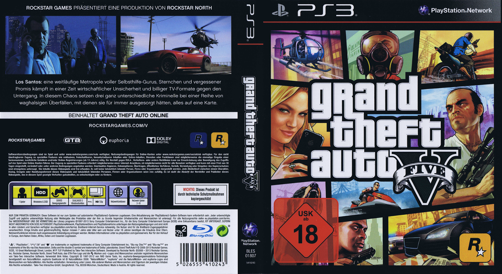 xrlGames: HD Cover Scans [PS3/Xbox360]