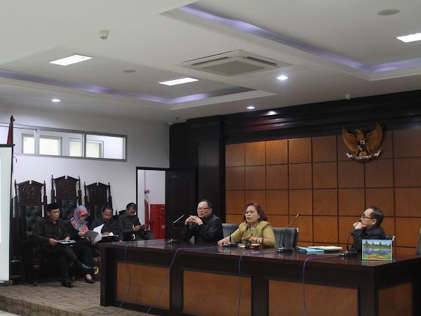 Pesan Sekretaris Dirjen Badimiltun dalam rangka Reformasi Birokrasi