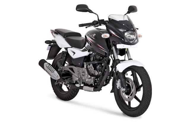 bajaj pulsar 180 dtsi bikes black
