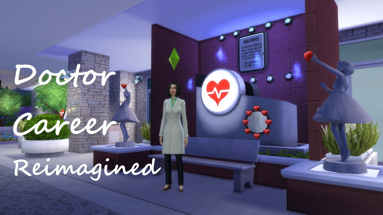 my sims blog doctor career reimagined by coolspear doctor career reimagined by coolspear1