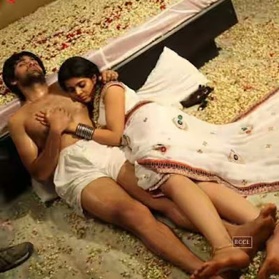 A still from the Telugu movie Love U Bangaram - Love you Bangaram Actress Shravya Hot Sexy Photo Gallery-Sexy Navel Exposing Images in her Movies