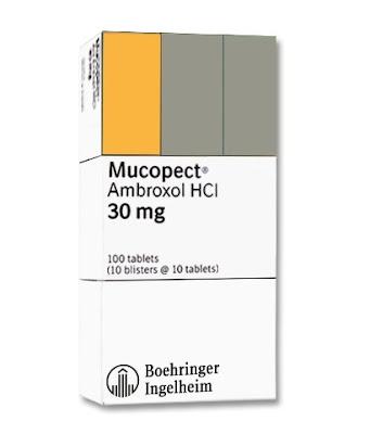 Mucopect - Manfaat, Dosis, Efek Samping dan Harga