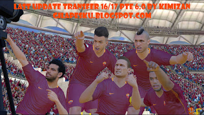 Last Update Transfer 16/17 PTE Patch 6.0 (Without Tatoo) by kimizan