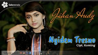 Lirik Lagu Nyidem Tresno - Jihan Audy