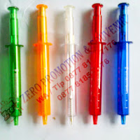 Souvenir pen Suntik