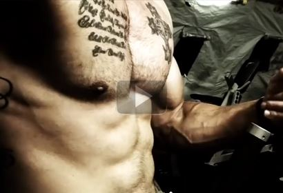 Military Muscle Motivation