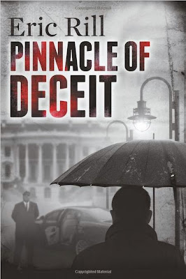 Pinnacle of Deceit by Eric Rill – book cover
