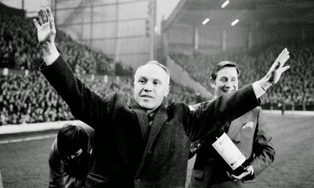 La Frase Del Día Bill Shankly Llegaba La Leyenda Esto Es