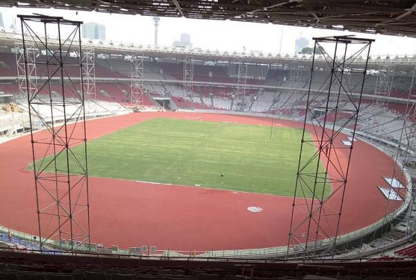 Stadion Utama Gelora Bung Karno (SU-GBK)