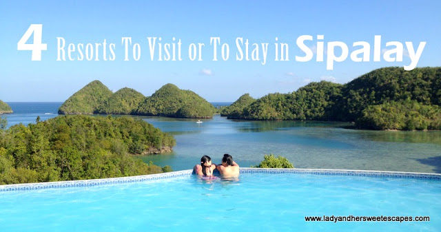 Resorts in Sipalay
