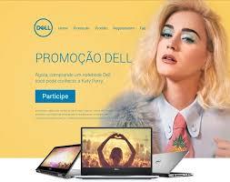 Promoção Dell katy perry