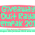 give away duit raya gempak by aina roseberry