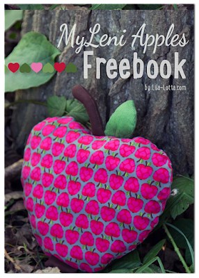 Freebook: Apfelkissen My Leni Apples