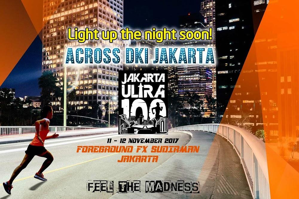 Jakarta Ultra 100 • 2017