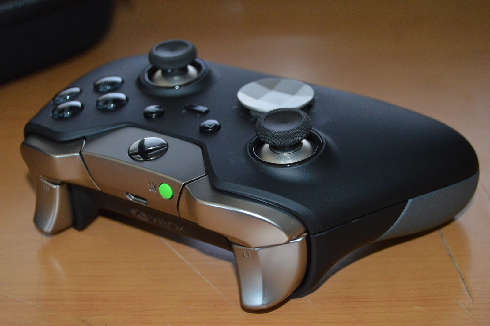 Studioyale Productions Xbox One Elite Controller Review
