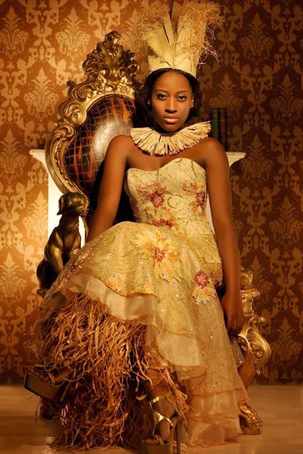 encyclop die de la mode gabonaise 12 mod les de tenue coutumier en raphia au gabon. Black Bedroom Furniture Sets. Home Design Ideas
