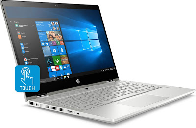 HP Pavilion x360 14-cd0003ns