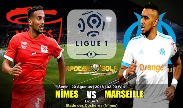 Prediksi Nimes Vs Olympique Marseille 20 Agustus 2018