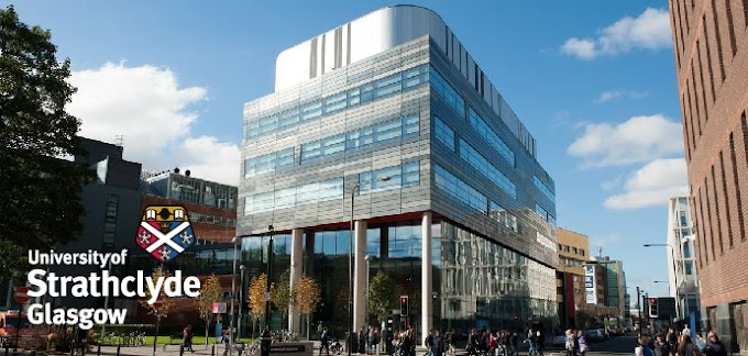 Elite scholarships for 2019 MSc graduates at University of Strathclyde in the UK