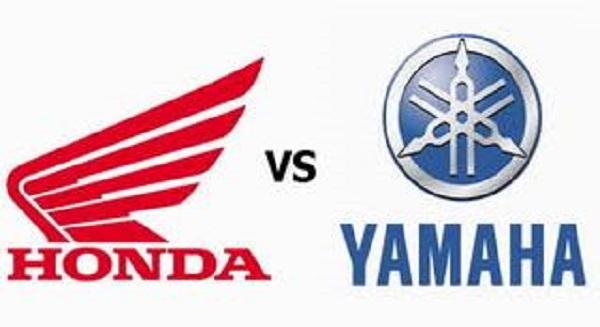 Persaingan Sepeda Motor Yamaha dan Honda di  Indonesia