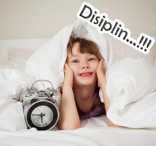 Dimensi Pengembangan Perilaku Disiplin pada Anak TK