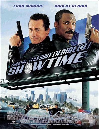 Ver Showtime, policías en TV (2002) Online