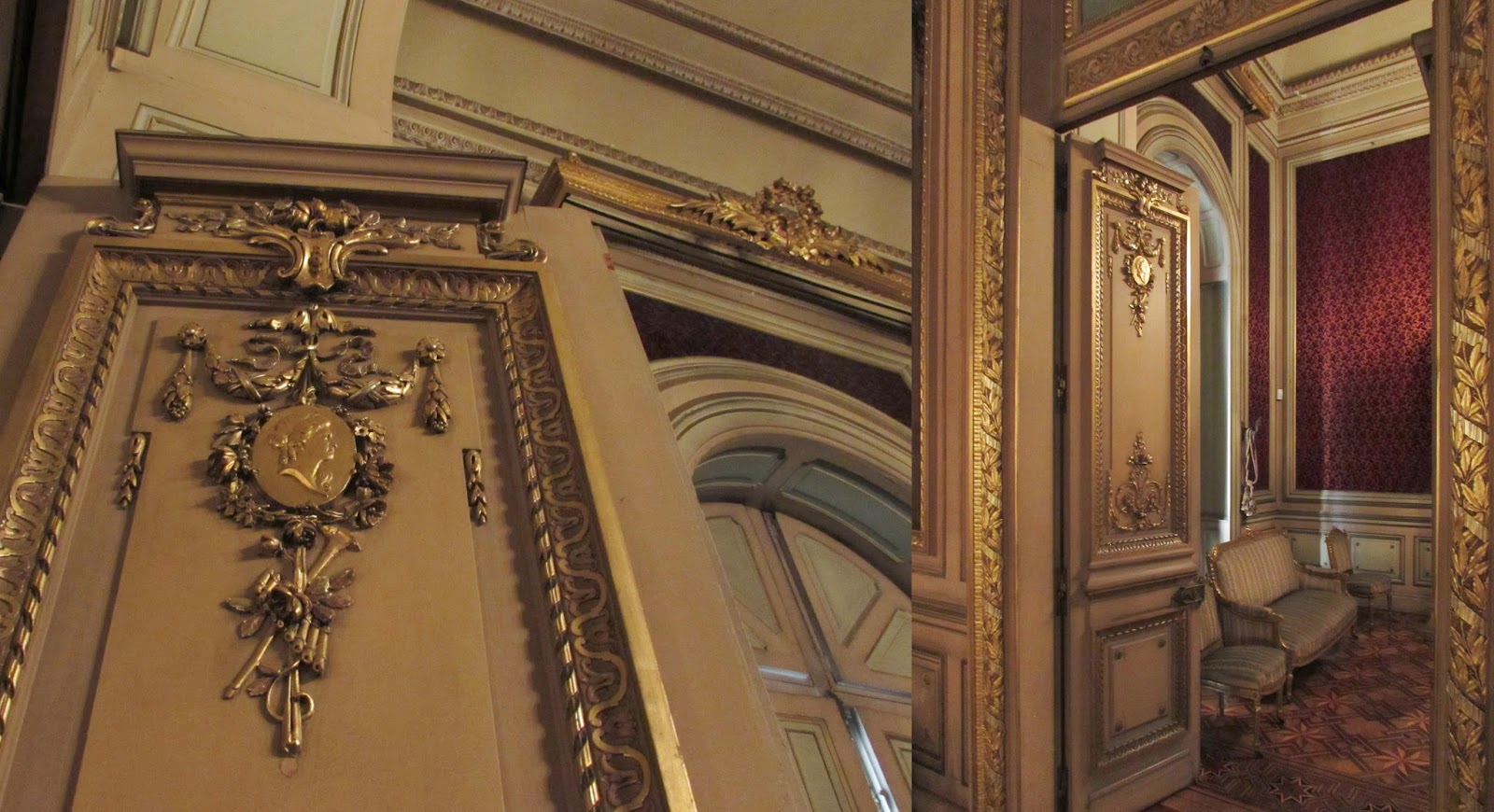 Brugmann conservaci n y restauraci n de objetos de arte el palacio cousi o goyenechea for Quiero ver muebles