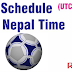 FIFA world cup 2018 schedule in nepali time