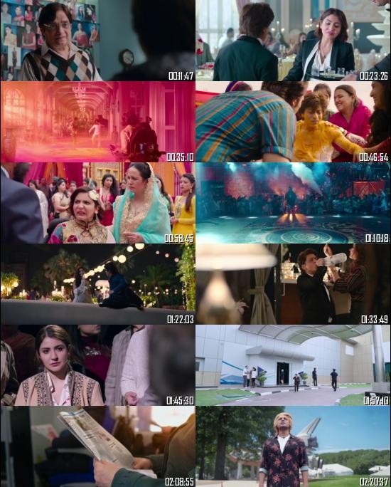 Zero 2018 Hindi 720p 480p
