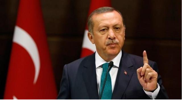 Erdoğan Rusya karşı