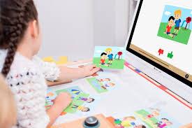 Развитие интересов детей посредством интерактивных технологий