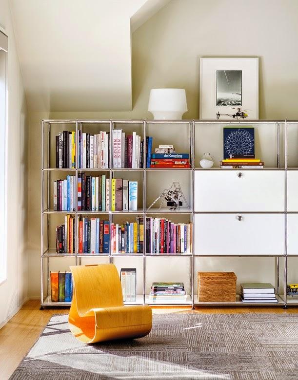 lila and cloe the haller system by usm modular furniture. Black Bedroom Furniture Sets. Home Design Ideas