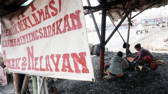 Walhi: Pulau Reklamasi Tidak Boleh untuk Komersial