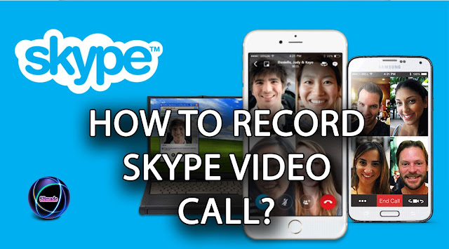 record Skype video call